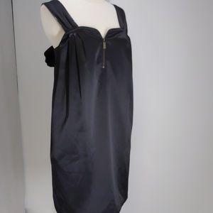 Rachel Rachel Roy black shift dress-sz 2